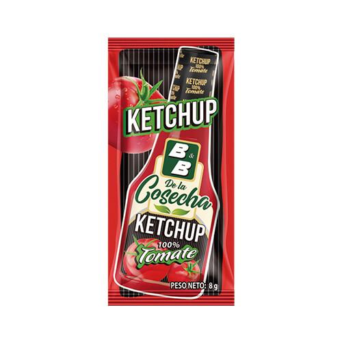 Ketchup La Cocecha 8 grm/ 500 unidades