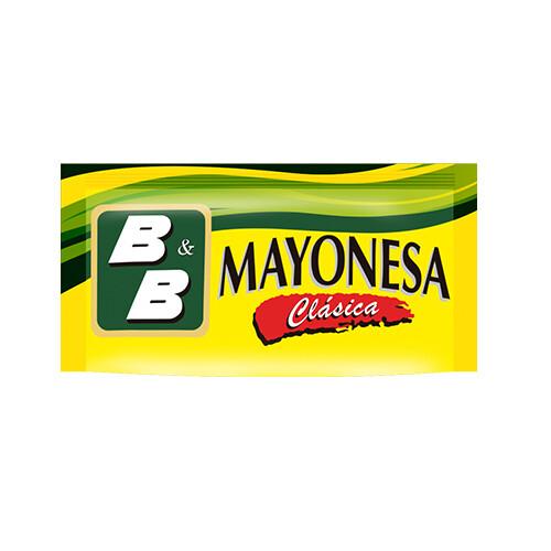 Mayonesa 8 grm/ 500 unidades