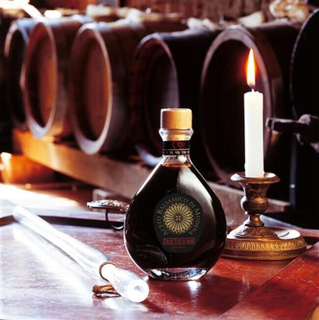Vinagre Balsamico di Modena IGP, Due Vittorie 5,000 ml Pet
