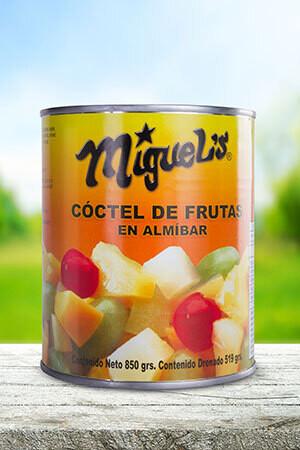 Cocktail de Frutas  Miguel´s 29 oz