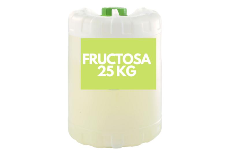 Endulzante Fructosa 25 kg