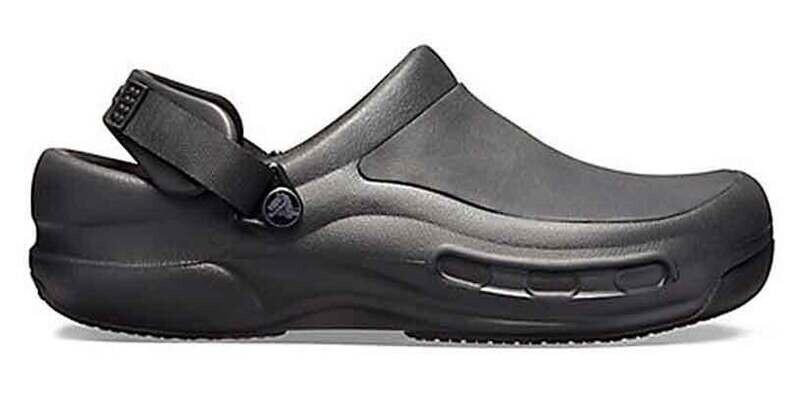Zapatos de trabajo Bistro Pro Literade  Negro