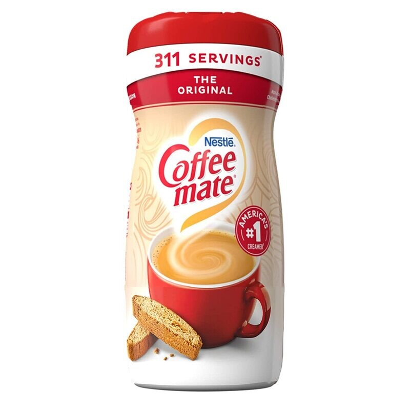 Cremora Coffee Mate Original 22 onzas / 10