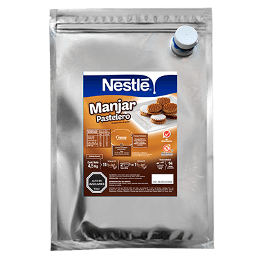 Manjar Nestlé Pastelero 4.5 kg2