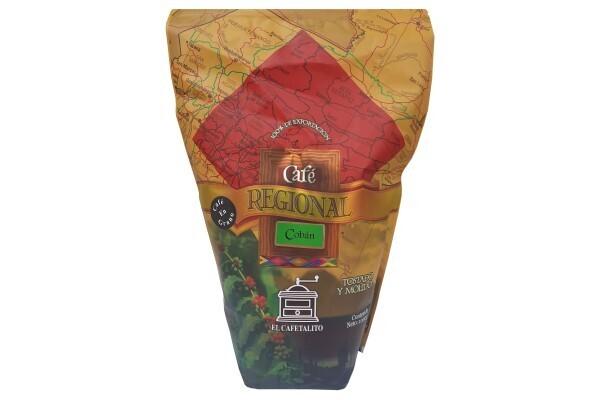 Café Regional Cobán El Cafetalito 1 kg / 1000 gr