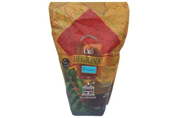 Café Regional Fraijanes El Cafetalito 1 kg / 1000 grm