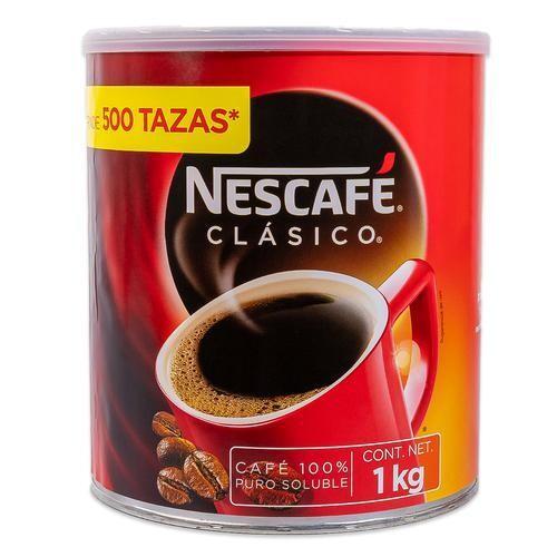 Nescafé Clásico Lata 1 kg