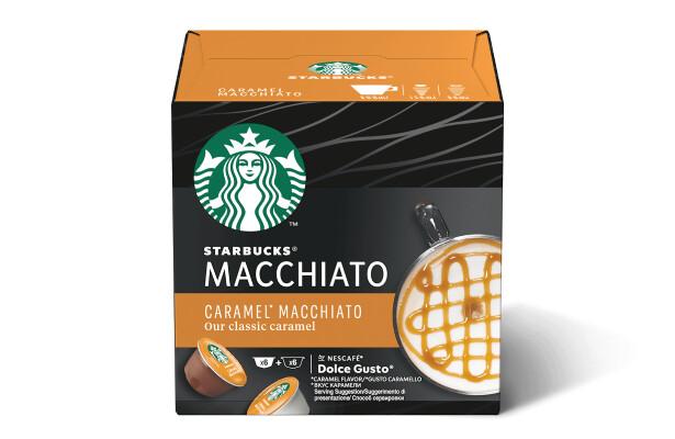 Starbucks Macchiato Caramelo / 3 unidades
