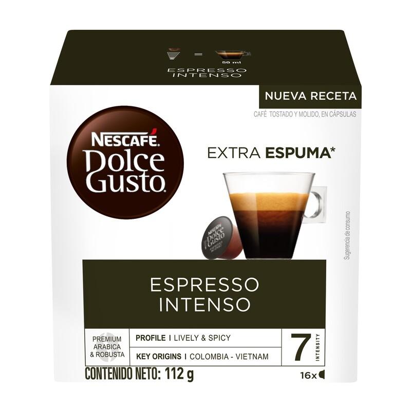Dolce Gusto Espresso Intenso / 3 unidades