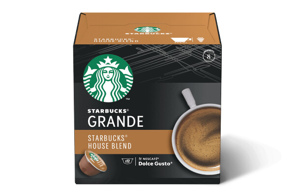 Starbucks Medium House Blend / 3 unidades