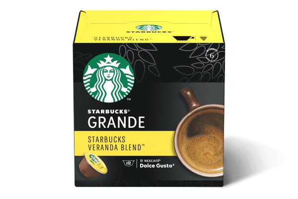 Starbucks Veranda blend americano / 3 unidades