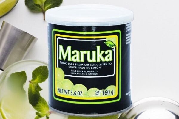 Jugo de limón en polvo Maruka 160 grm / 3 pack