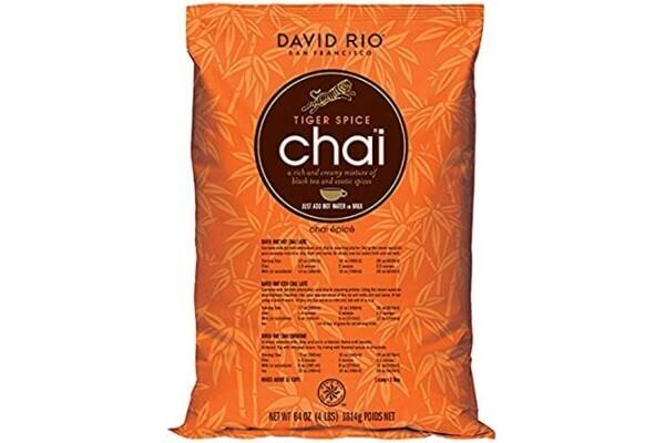 David Rio Tiger Spice Chai 64 oz