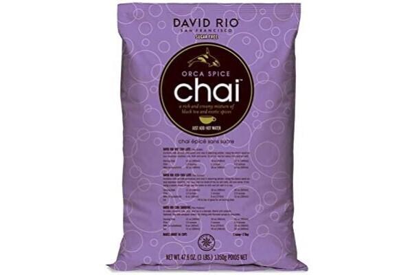David Rio Orca  Chai 64 oz