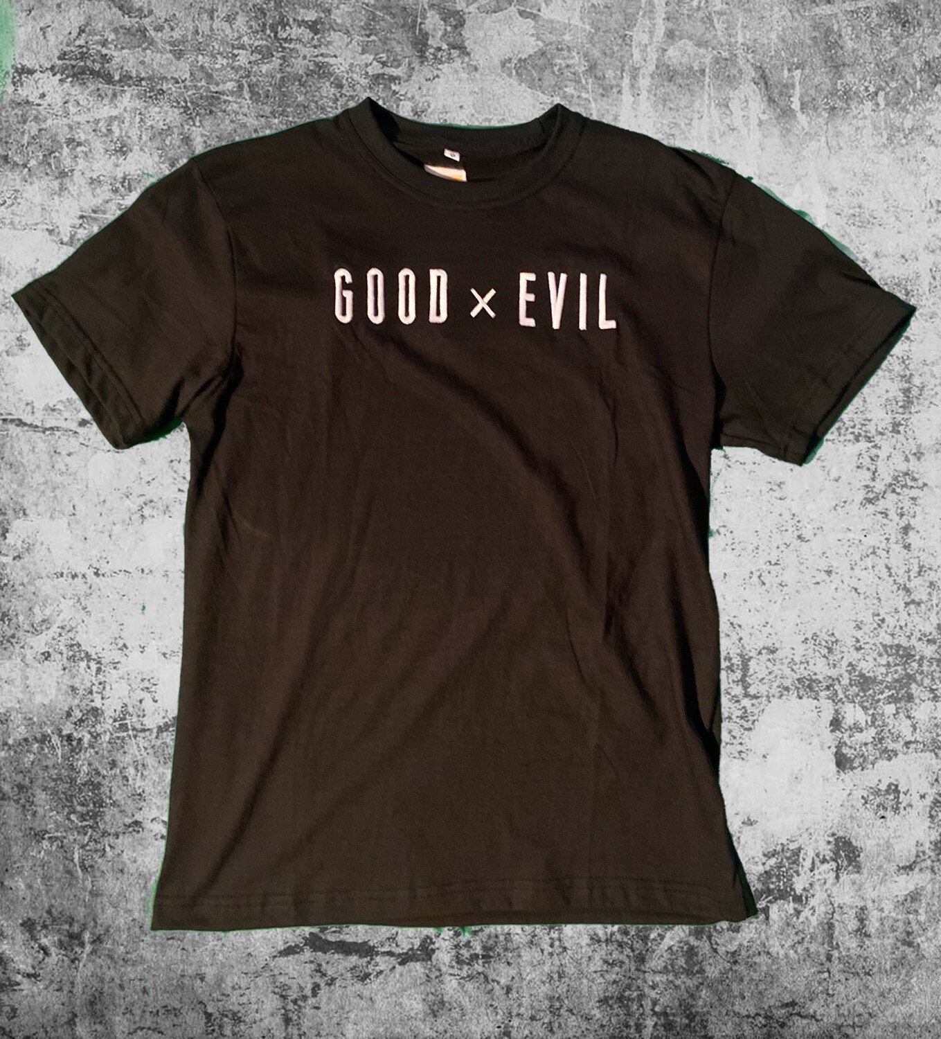 Good X Evil Embroidered (words)
