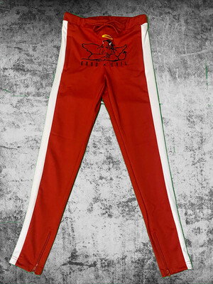 Good X Evil Joggers (Red)