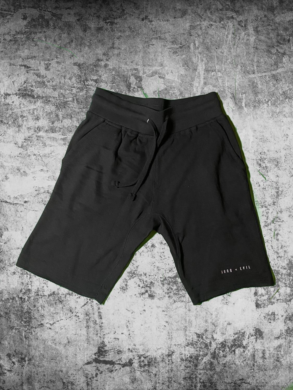 Good X Evil  Terry Cloth Shorts