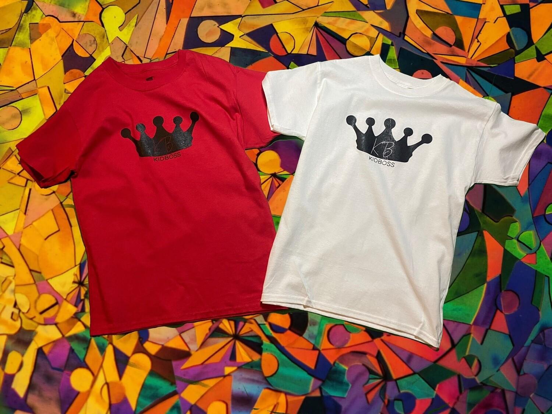 Kid boss T-Shirt