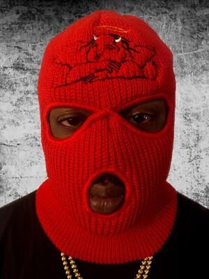 Good X Evil Clothing Ski Mask