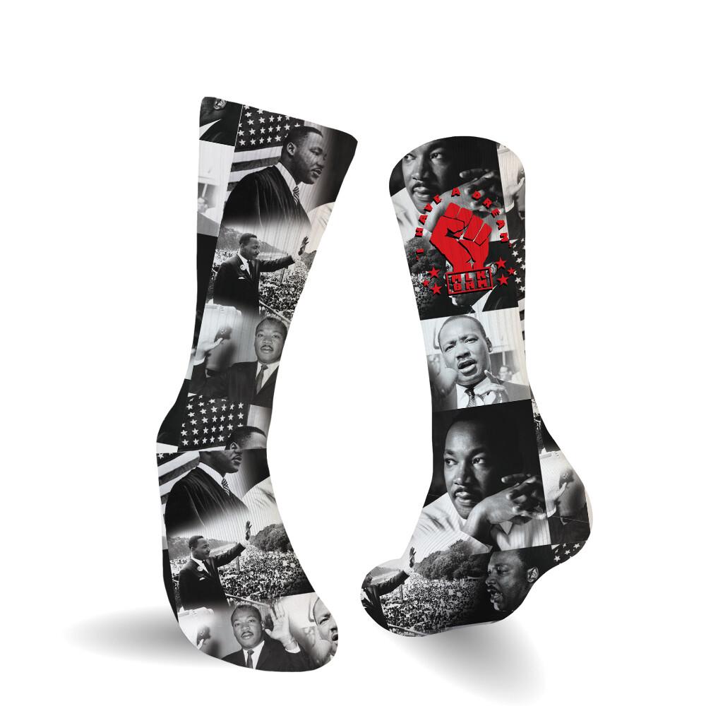 MLK Tribute Socks