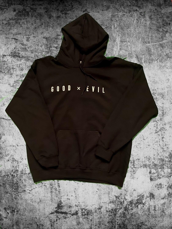 Good X Evil Hoodie (Words)