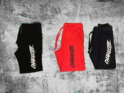 """Charlotte"" Terry Cloth Sweat Pants"