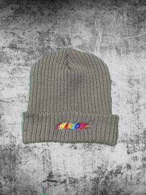 """Charlotte"" Multi Color Skullie"