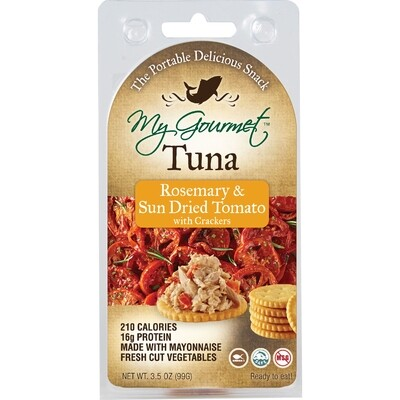 Snack Pack - Rosemary & Sundried Tomato (12-Pack)