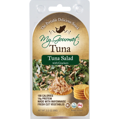 Snack Pack - Tuna Salad (12-Pack)