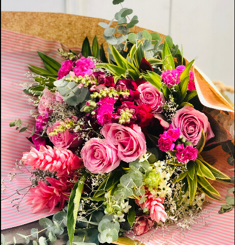 Bouquet para Ela