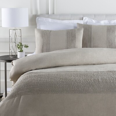 UPLIFT Duvet Cover with Two Shams