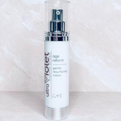 age reform | gentle resurfacing cream