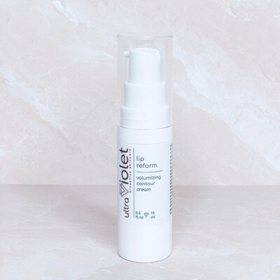 lip reform | volumizing contour cream