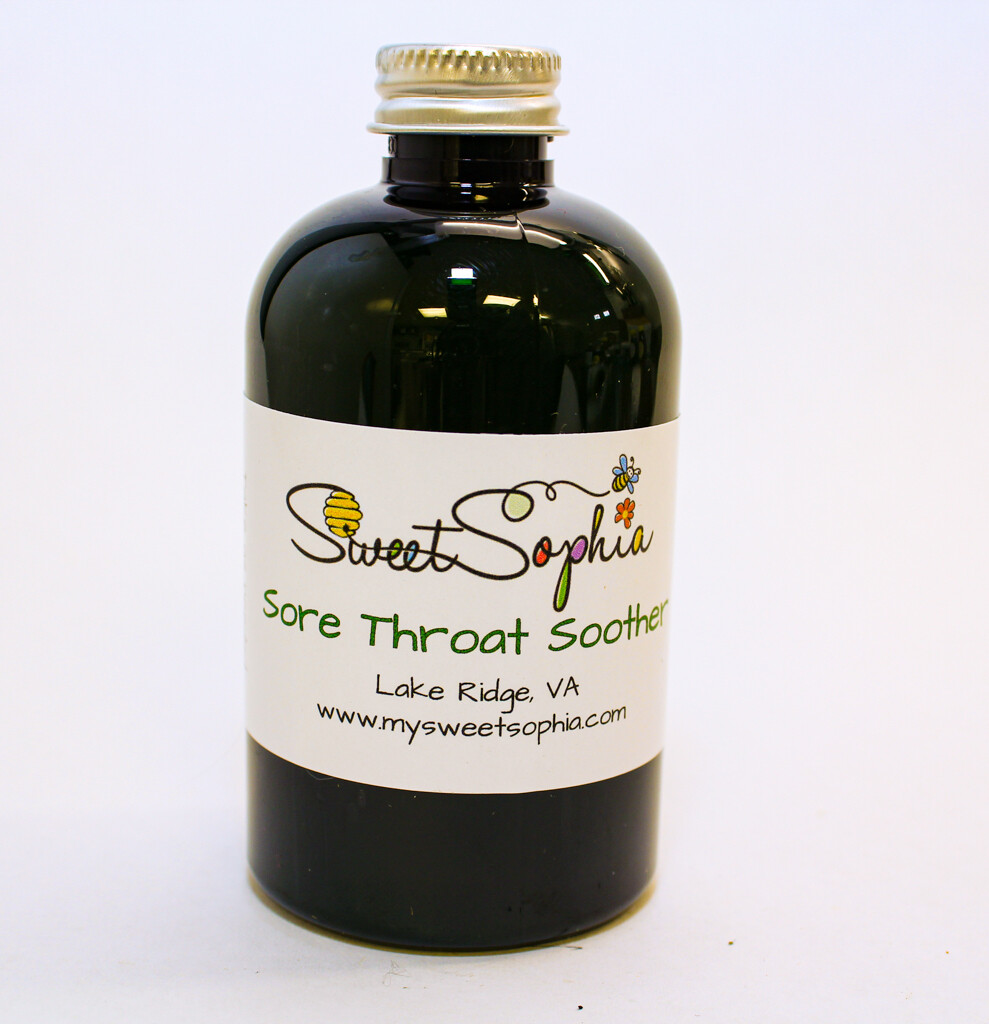 Sore Throat Soother