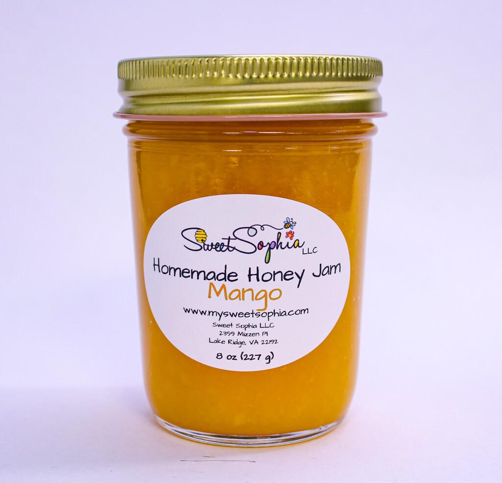 Homemade Honey Jam