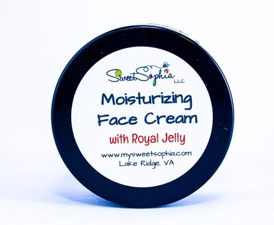 Moisturizing Face Cream