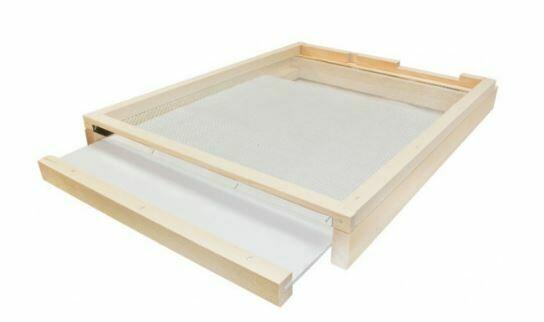10 Frame Screened Bottom Board-WW-690