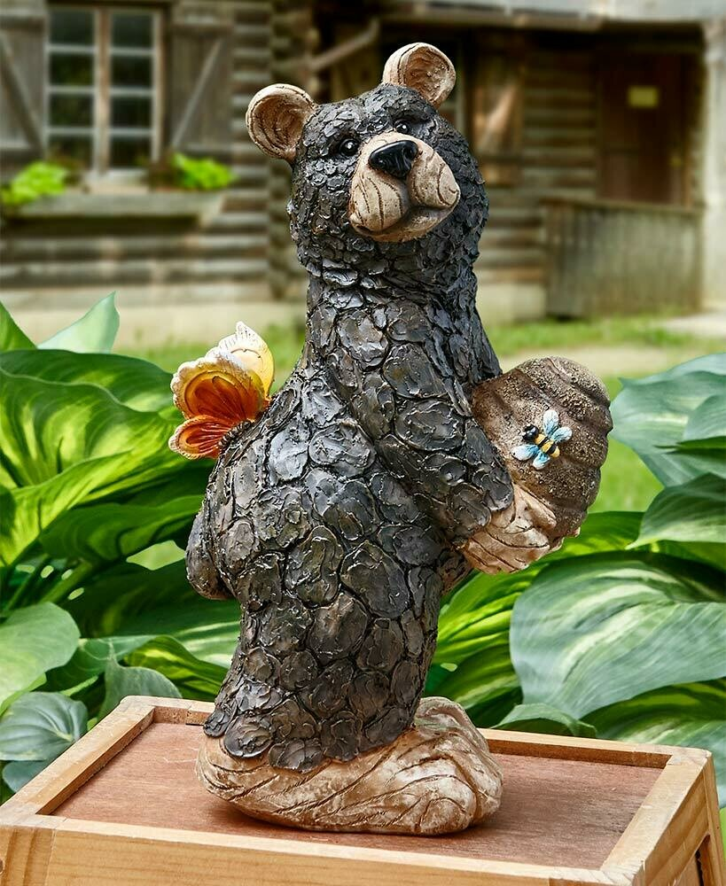 Bear Garden Statue