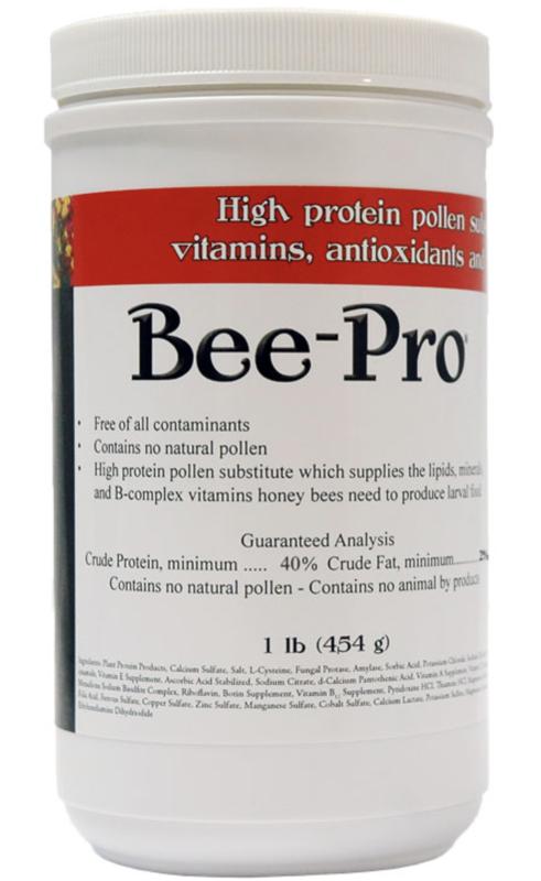 Bee-Pro pollen sub FD-203