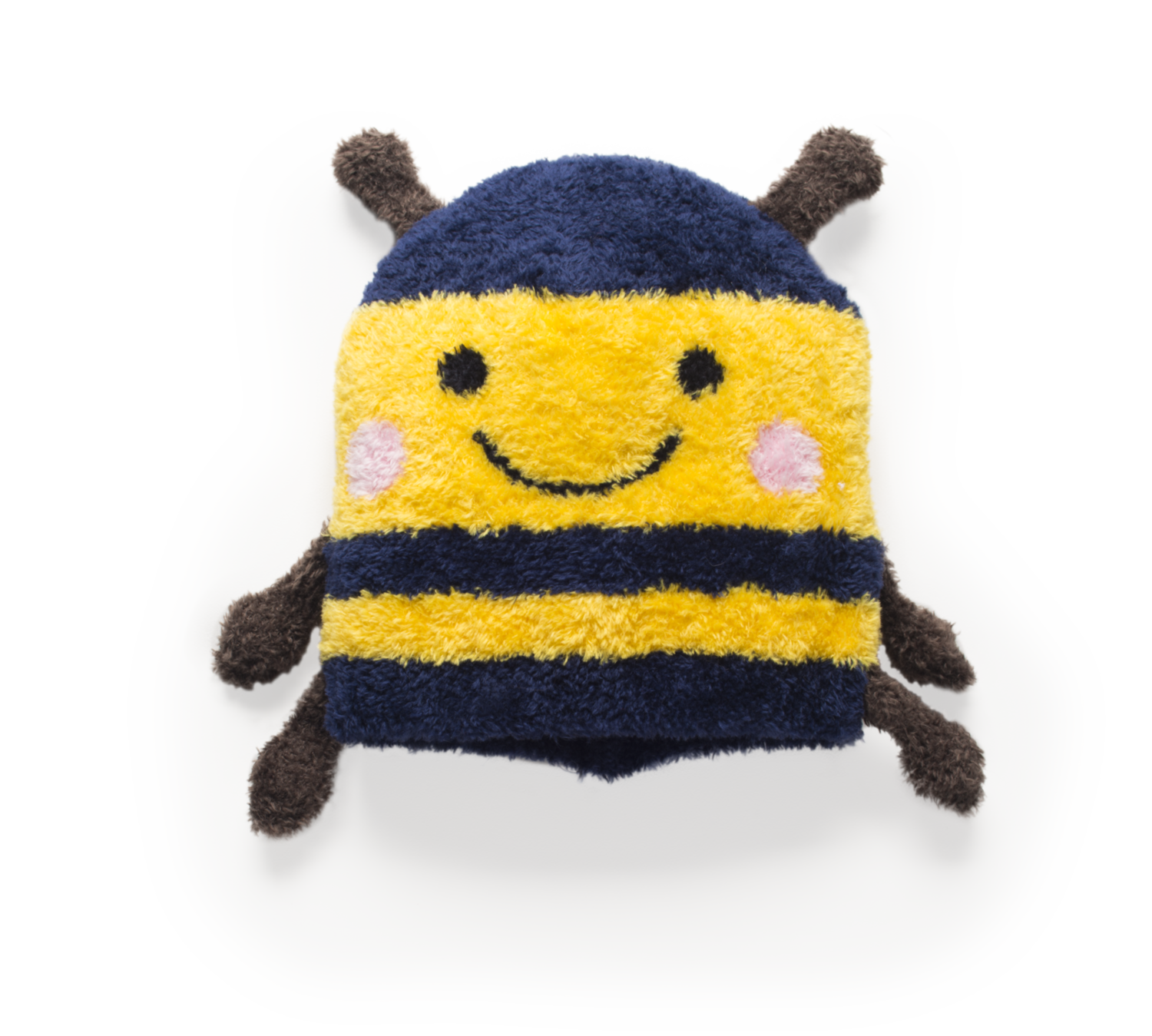 Bee Knitted Childs Hat