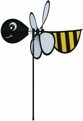 Bee Ground Wind Spinner