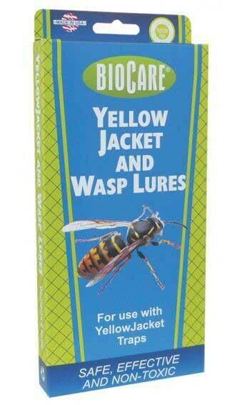 Biocare Wasp Trap Refill