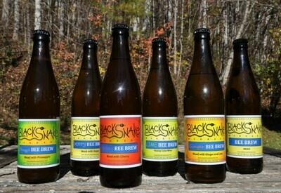 Blacksnake Mead - Bee Brew