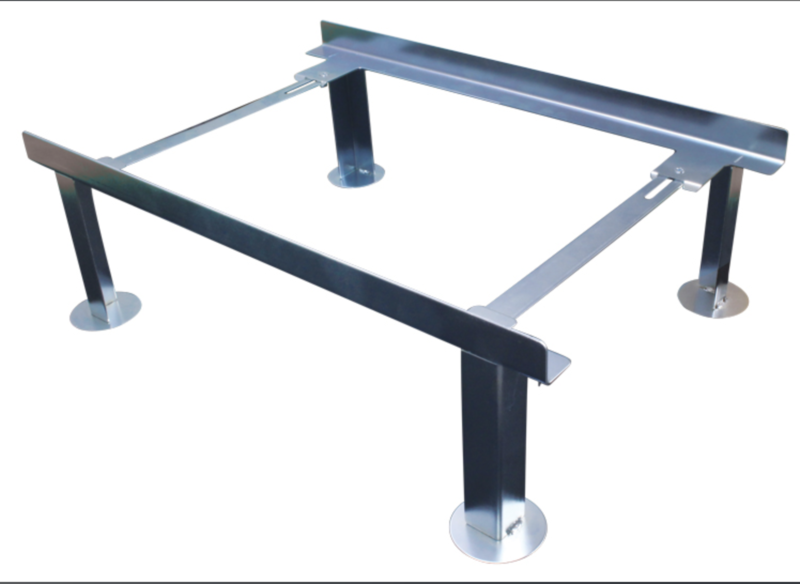 Hive Stand - Collapsible 8+10 frame-HD-709