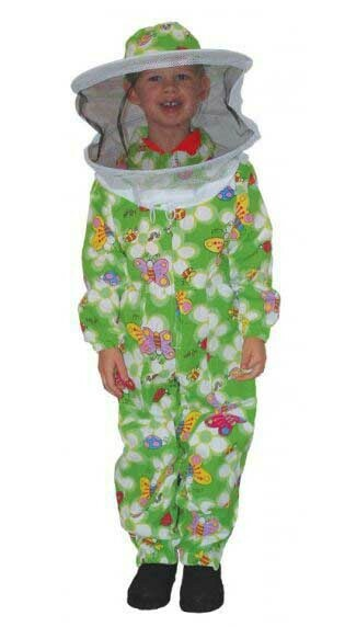 Child Bee Suit-CL628 Green