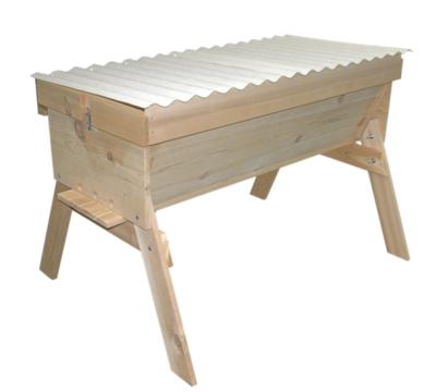 Top Bar Hive Kit - Unassembled