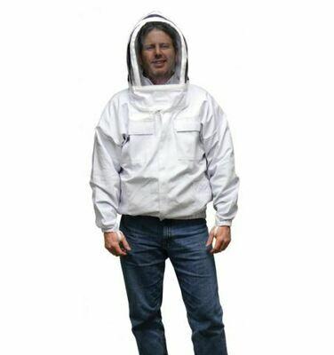 Economy Jacket With Hood
