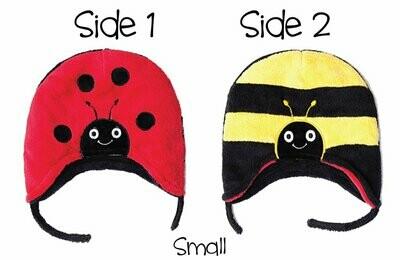 Children's Reversible Winter Hat