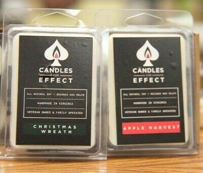 Candles For Effect Wax Melts