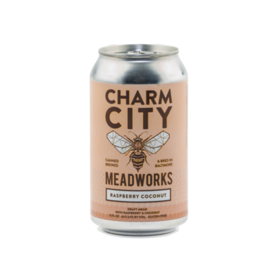 Charm City Mead - Cans